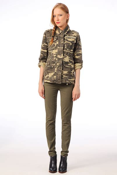 Style Militaire Femme Swag