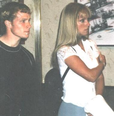 Brian Littrell and Leighanne Wallace Pics - Brian Littrell