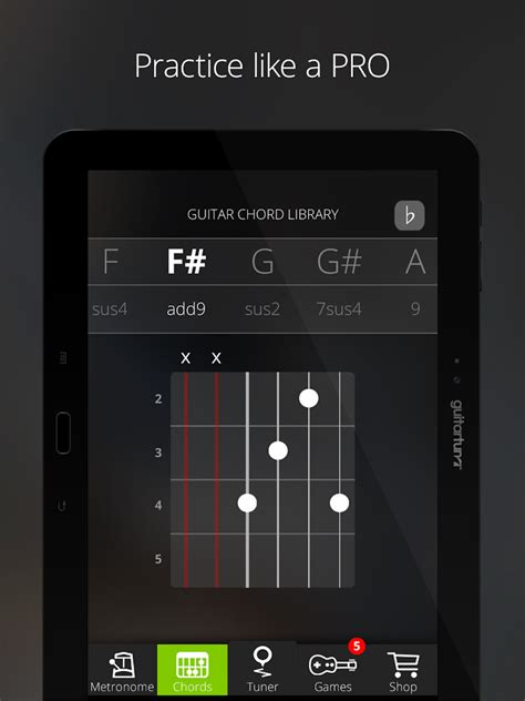Guitar Tuner Free - GuitarTuna » Apk Thing - Android Apps