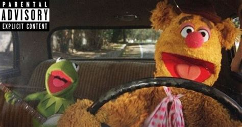 The Muppets singing NWA's 'Express Yourself' somehow make
