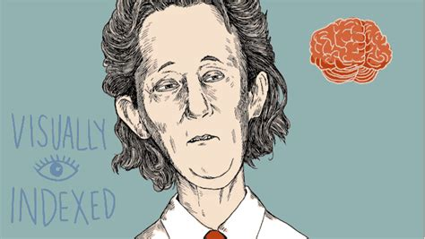 Legendary Activist Temple Grandin Compares Her Mind to a
