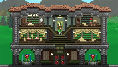 Starbound House Design - House Beautiful - House Beautiful