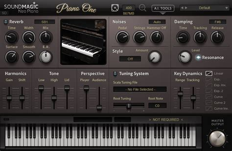 Sound Magic updates Piano One free virtual instrument with