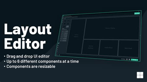 Personalize Streamlabs OBS With Our New Layout Editor   by