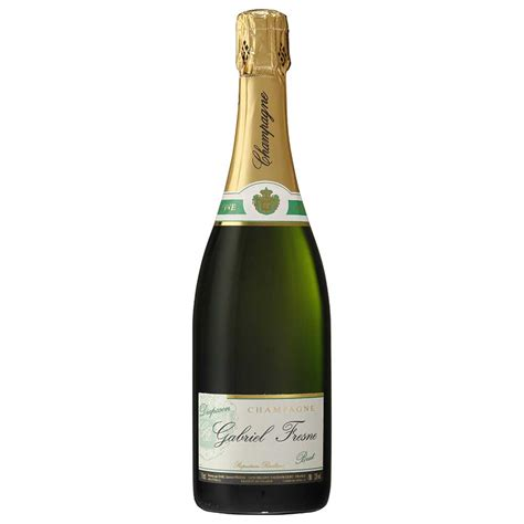 1 bouteille de Champagne 75cl - Gabriel FRESNE > Made In