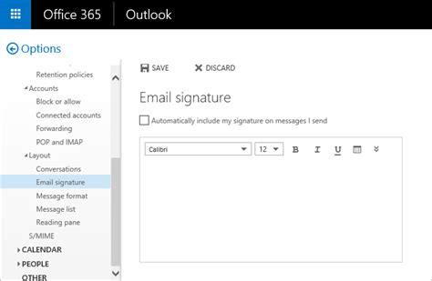 Office 365 Email Signatures - BetterCloud