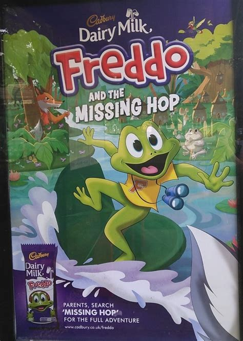 Cadbury's Freddo bar ads banned for being inappropriately