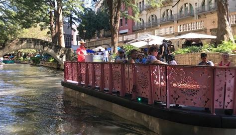 A New Fleet of River Walk Barges Float Into San Antonio