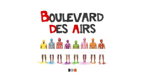 emmene moi boulevard des airs - France news collections