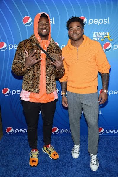 JuJu Smith-Schuster (L) and Jamal Adams - Straight From