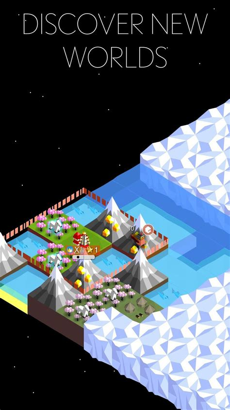 The Battle of Polytopia #Adventure#Strategy#apps#ios
