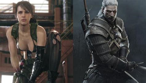 The Witcher 3 Vs