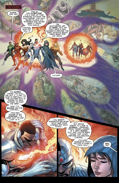 DC's Year Of The Villain With Justice Doom War Between