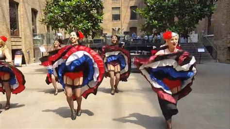 """Can Can Dance- """"Tillie's Can Can"""" - YouTube"""