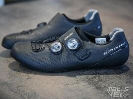Test des chaussures Shimano S-Phyre RC9 - Matos vélo
