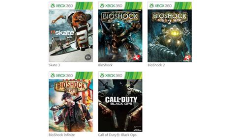 Xbox One Backward Compatibility: April games revealed as