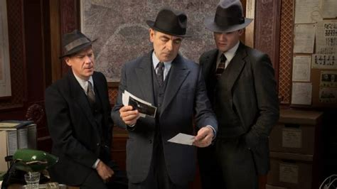 Rowan Atkinson plays the French detective Maigret in a new
