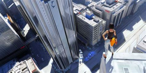 Mirrors Edge | Mirrors edge catalyst, City of glass, Parkour