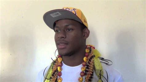 """John """"JuJu"""" Smith USC Signing Day Announcement - YouTube"""