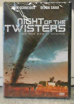 Night of the Twisters (DVD, 2006) VERY RARE ACTION
